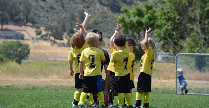 Entrenadores de fútbol formativo