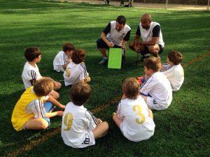 Modelos de relación entrenador - jugador