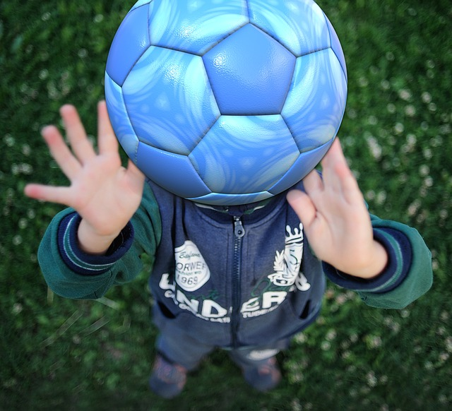 Jugando con el Balón