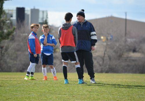 Relación entre entrenador y jugador