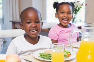 Hábitos alimenticios en tempranas edades