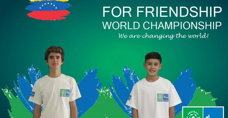 AEF Football for Friendship Rusia 2018
